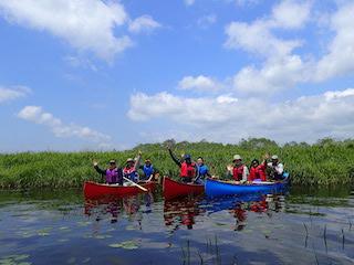 05チライカリベツ川のエコツアーを体験1.JPG