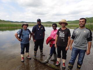 5湿原を潤す湧水地を訪ねて.JPG